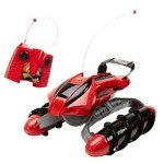 Hot Wheels R/C Terrain Twister Vehicle with Battery Pack System
